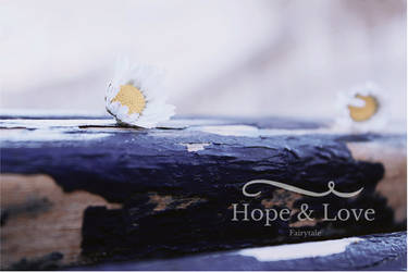 Hope and love by Ming-Shuw