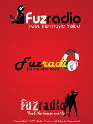 Fuzradio - Logos by peterifranco