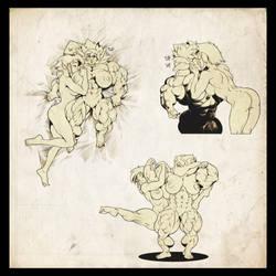 Goblin Couple 01 by Gettar82
