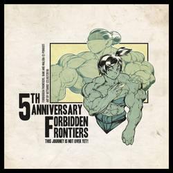 Forbidden Frontiers -  5 years anniversary by Gettar82