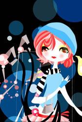 sukosuko: fashion book by annalouise-art