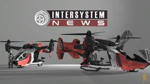 Intersystems News Falcon by Reidawen