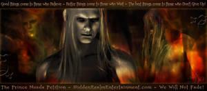 Prince Nuada - Still Believe by GabbyLeithsceal