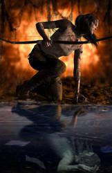 Sink or Survive - Tomb Raider Reborn by GabbyLeithsceal