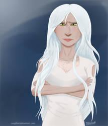 Seira for Lioness14 (Request Art) by CorgiFoxi