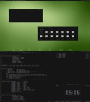 Xmonad Green 2 by daesdp