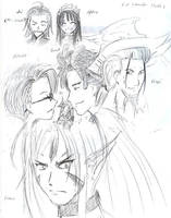 Sob character studies 3 by L-Rossfellow