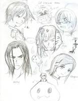 SoB character studies 4 by L-Rossfellow