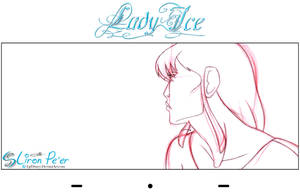 Lady Ice - Sen Rough 06 by LPDisney