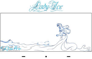 Lady Ice Rough 48 by LPDisney