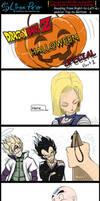 DBZ Halloween Special - Part 2 by LPDisney