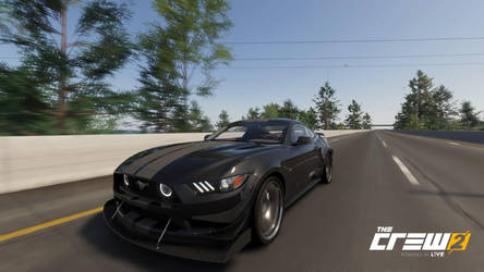 knight got a new look for the crew 2 :) by DazKrieger