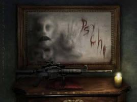 Psycho by Sangelus
