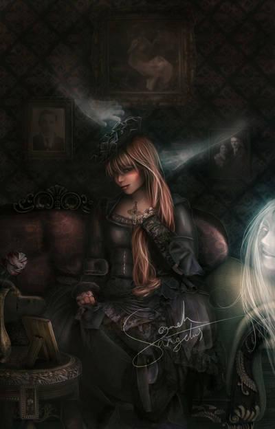 Her Revenge by Sangelus