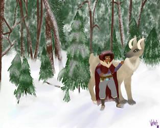 The Forest Witch by VelvetyVelvetRabbit