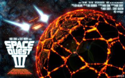 FAN ART: Space Quest 3 by xellieza