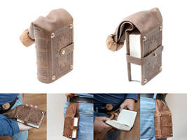 Bag book - The medieval mobile by Vanyanie