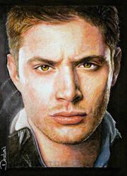 Supernatural -Dean Winchester by DavidDeb