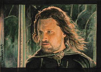 I Am Isildur's Heir by DavidDeb