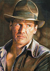 Indiana Jones -Legend I become by DavidDeb