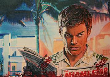 Dexter -Miami Star by DavidDeb