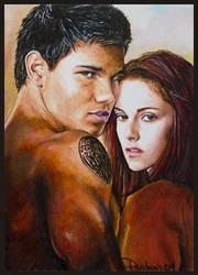 Bella's Shield by DavidDeb