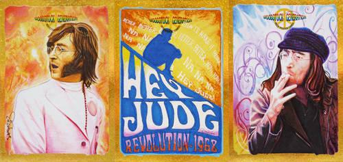 John Lennon -Collection by DavidDeb