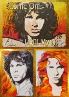 Jim Morrison -Light My Fire by DavidDeb