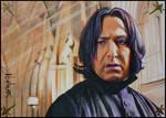 Severus Snape by DavidDeb