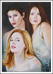 Power of Three by DavidDeb