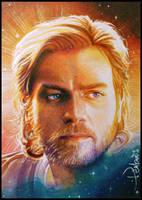 Obi-Wan Kenobi by DavidDeb