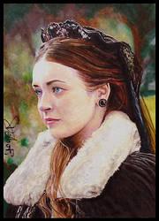 Princess Mary by DavidDeb