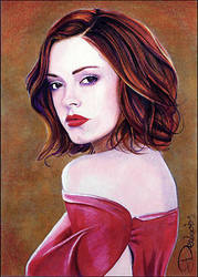 Charmed -Paige Matthews by DavidDeb