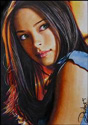 Lana Lang by DavidDeb