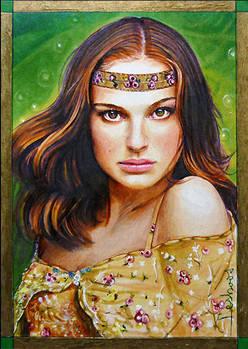Padme -Meadow Enchantress by DavidDeb