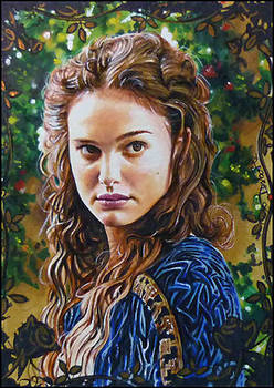 Padme -Gone with the Wind by DavidDeb