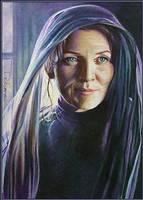 Lady Stark by DavidDeb