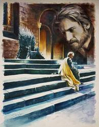 Kingslayer by DavidDeb