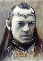 Elrond by DavidDeb