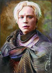 Brienne of Tarth by DavidDeb