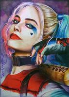 Harley Quinn by DavidDeb