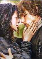 Outlander by DavidDeb