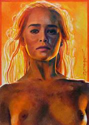 The Unburnt by DavidDeb