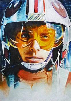 X-Wing Pilot by DavidDeb