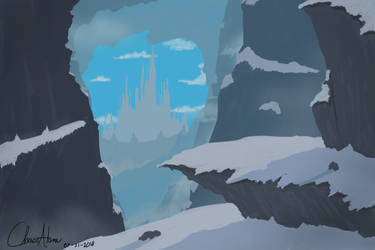 Icy Kingdom Arandal by ChaosAtom