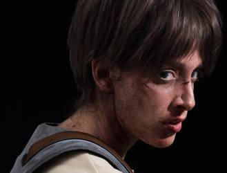 Eren Jaeger - Portrait by AltriaCosplay