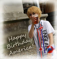 America's B-day Card by CharisBrokehm