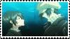Yoite and Miharu Stamp by Roys-neko