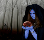 Black Annis - Contest Entry by Vampy-note