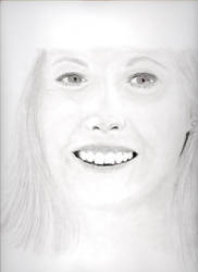 Portrait nr. 6 - Malin :take2: by jabberu